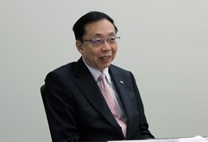 Eiichi Tanaka, Executive Vice President, Chairperson of the CSR Committee
