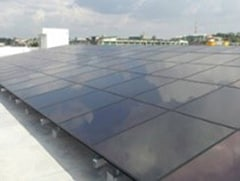 picture: Solar panels in Malaysia