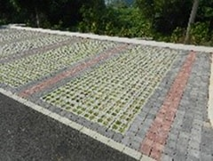 picture: Water-permeable pavement