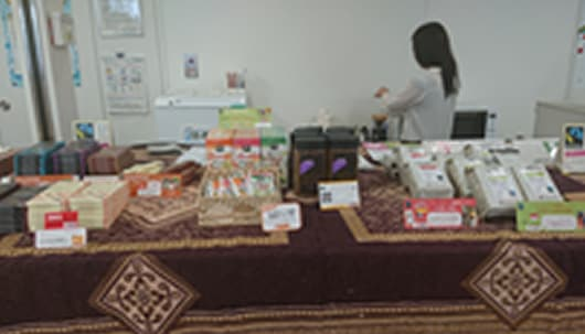 Sales Events for Fair Trade Products 1