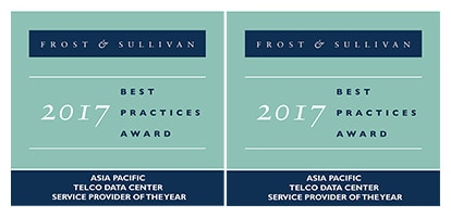 FROST SULLIVAN 2017 BEST PRACTICES AWARD