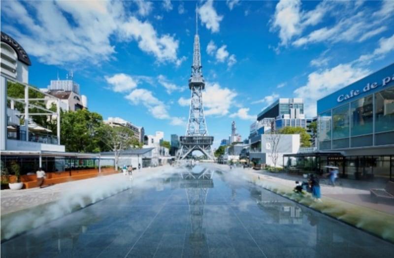 Hisaya-odori Park外観