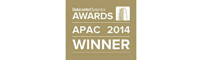 Datacenter Dynamics Asia Pacific Awards 2014において「Innovation in Outsourcing」を受賞