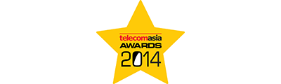Telecom Asia Awards 2014において「Best Managed Services Provider」を受賞