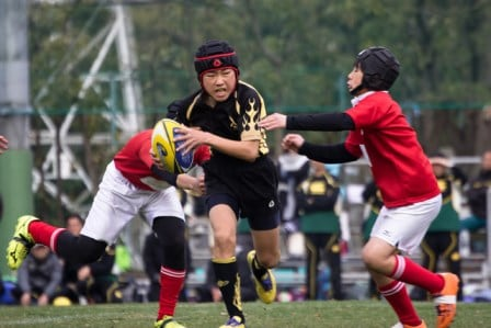 Tags by children Rugby