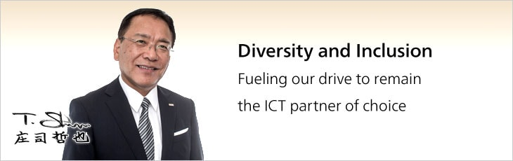 Diversity and Inclusion - Fueling our drive to remain the ICT partner of choice