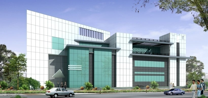 India Noida 1 Data Center