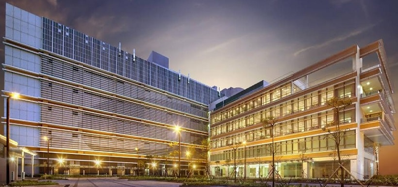 Hong Kong Financial Data Center
