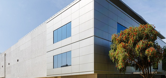 India Bangalore 2 Data Center BUILDING OVERVIEW