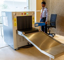 India Bangalore 2 Data Center X-RAY BAGGAGE SCANNER