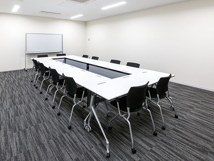 Takamatsu No.2 Data Center CAFETERIA MEETING ROOM