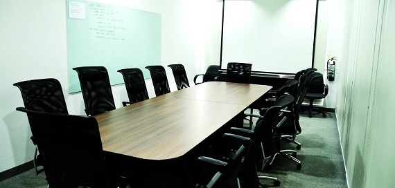 Philippines Manila Paranaque Data Center MEETING ROOM