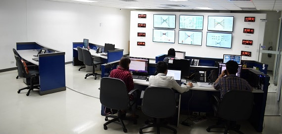 Philippines Manila Paranaque Data Center MONITORING