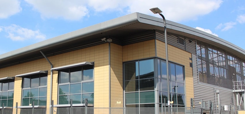 UK Slough 3 Data Center BUILDING OVERVIEW