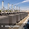 California Sacramento 3 (CA3) Data Center GENERATORS