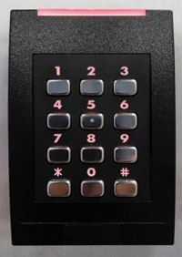 Virginia Ashburn 2 (VA2) Data Center ENTRANCE MANTRAP KEYPAD