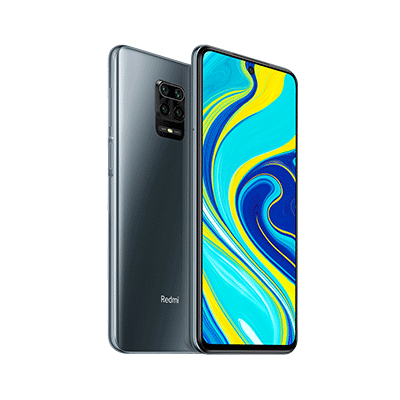 OCN モバイル ONE + Redmi Note 9S 6GB/128GB